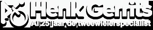 Henk Gerrits al 25 jaar de tweewielerspecialist