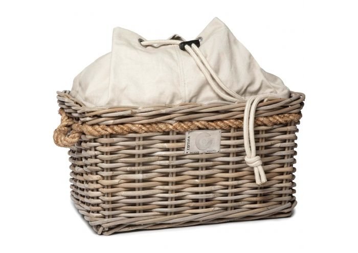 Cortina Valencia Rattan Basket Medium