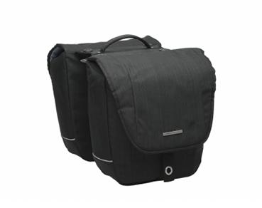 New Looxs Avero Racktime Double Bag Black
