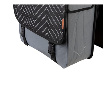 Fastrider Double Bag Yuka Grey