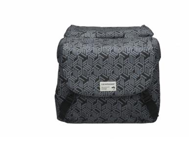New Looxs Mondi Joy Double Bag Linia Black