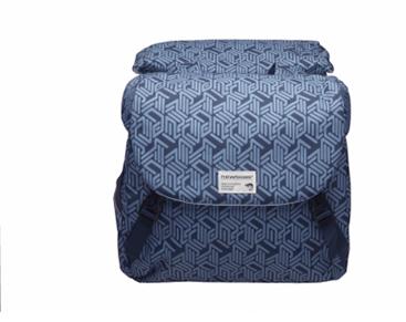New Looxs Mondi Joy Double Bag Linia Blue