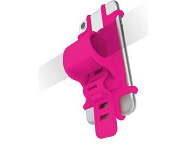 Celly telefoonhouder universeel roze