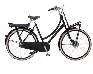Cortina E-U4 transport Dames