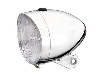 Ikzi Koplamp LED Retro