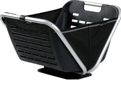 Yepp Cargo Boxx zwart