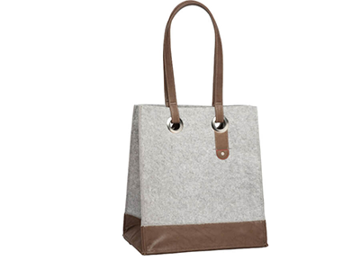 Cortina Minsk Basket Bag Grijs