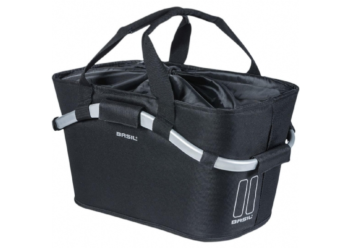 Basil Classic Carry All Rear Basket
