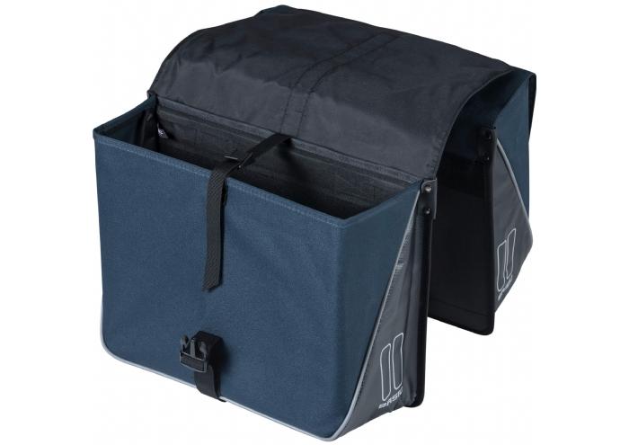 Basil Forte Double Bag Blauw