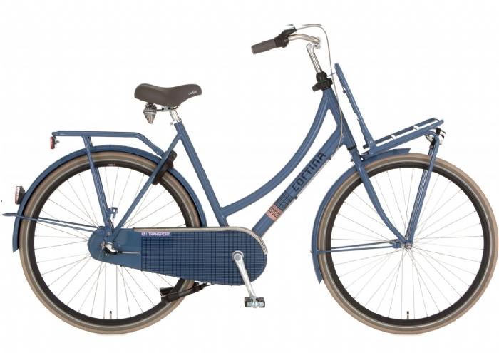 Cortina U4 Transport R3 Dames Dull Blue