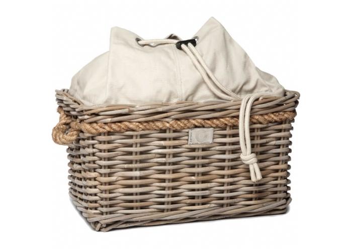 Cortina Valencia Rattan Basket Large