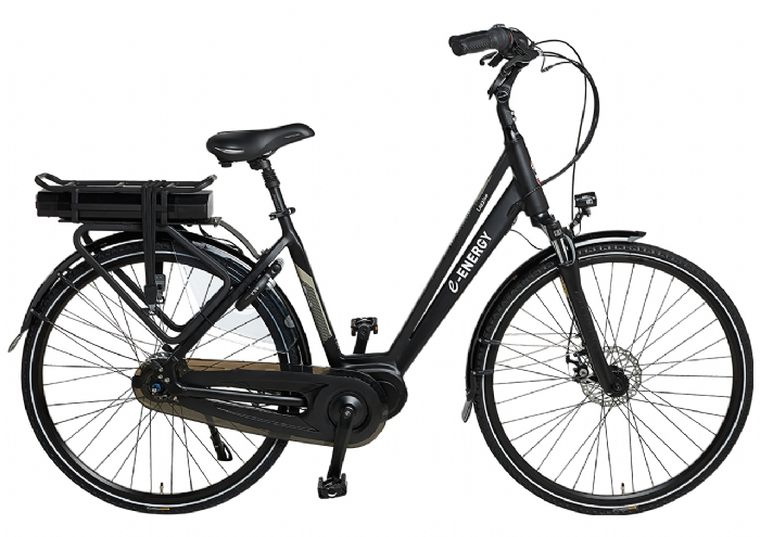 E-Energy Lazzise Black Matt