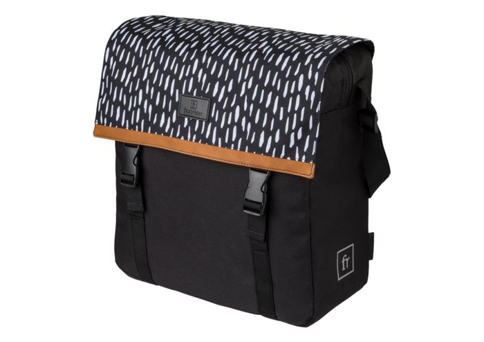FastRider Nara Black Shopper
